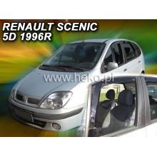 Ветробрани за Renault Modus от 2004 година - Heko