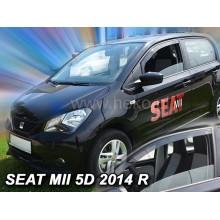 Ветробрани за Seat Mii от 2012 година - Heko
