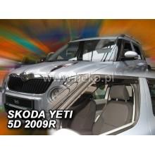 Ветробрани за Skoda Yeti от 2009 година - Heko