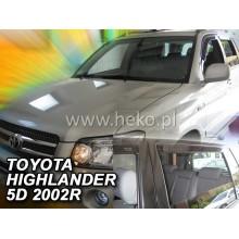 Ветробрани за Toyota Highlander от 2002-2007 година - Heko