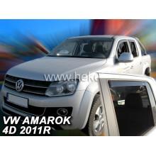 Ветробрани за VW Amarok от 2011 година - Heko